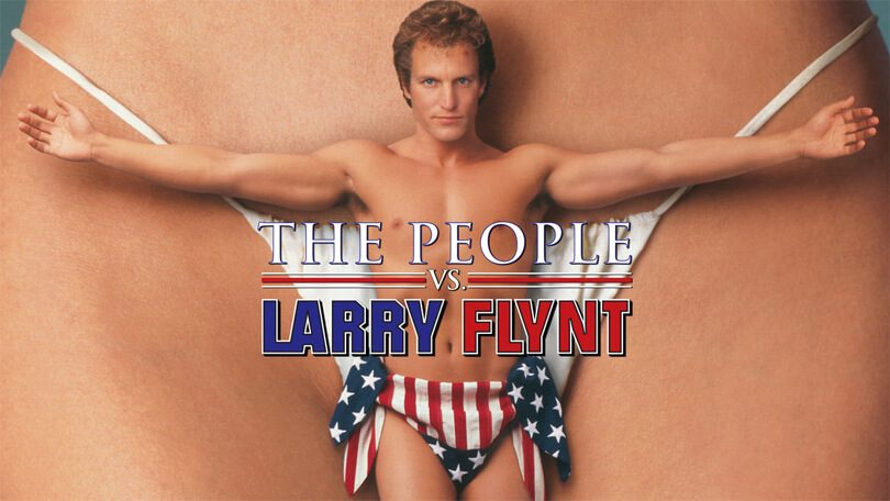 People vs Larry Flynt Netflix