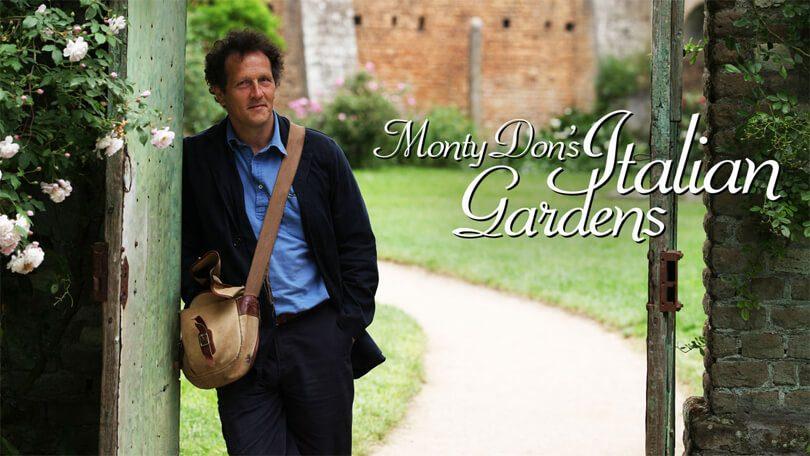 Monty Don Italian Gardens Netflix