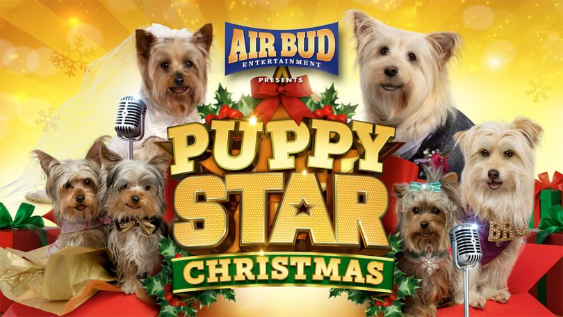 Puppy Star Kerstmis Netflix (1)