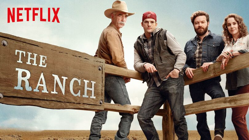 The Ranch seizoen 4 Netflix