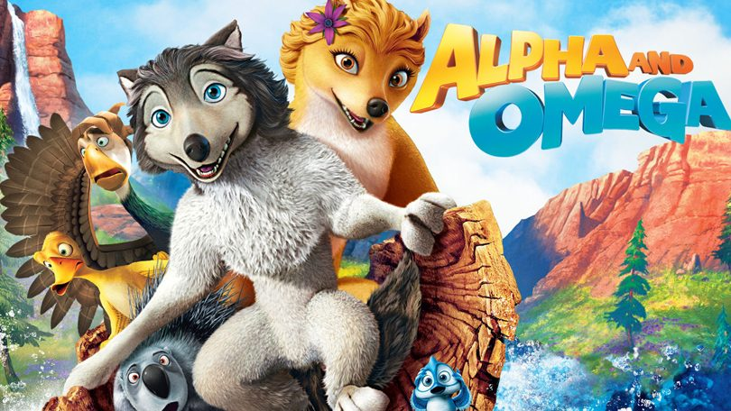 Alpha & Omega Netflix