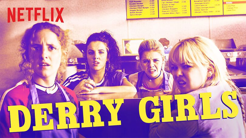 Derry Girls Netflix (1)