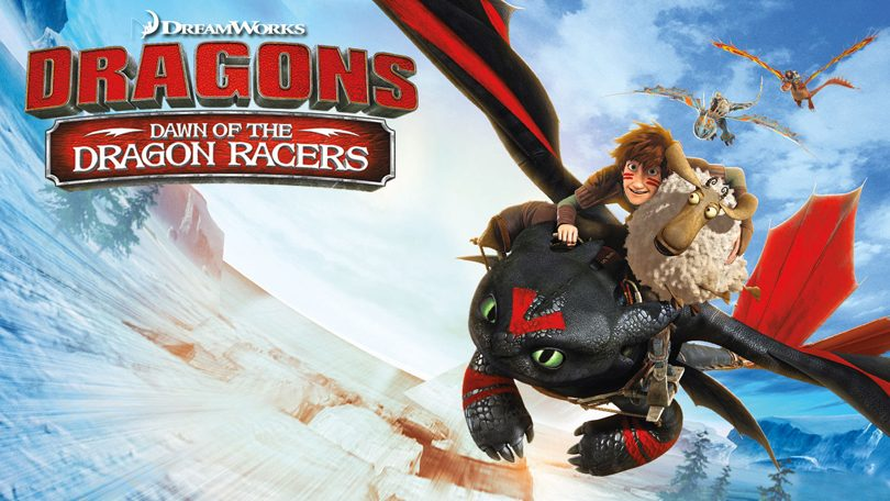 Draken Drakenracers Netflix
