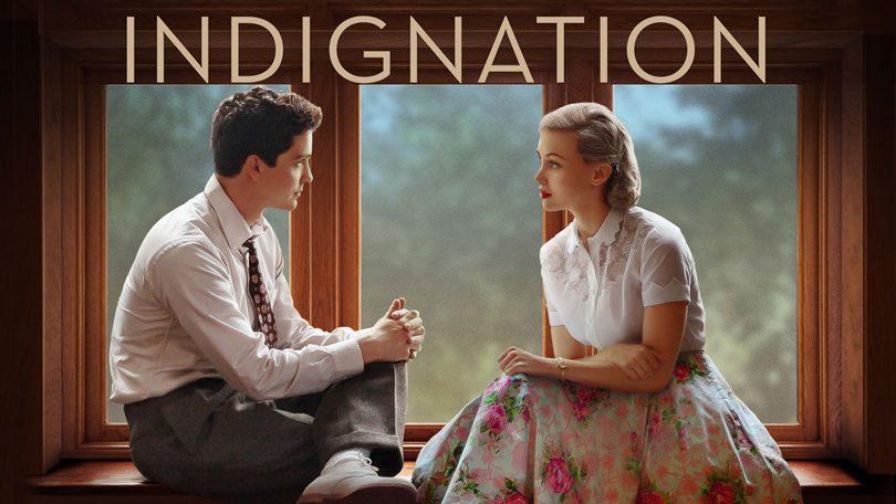 Indignation Netflix