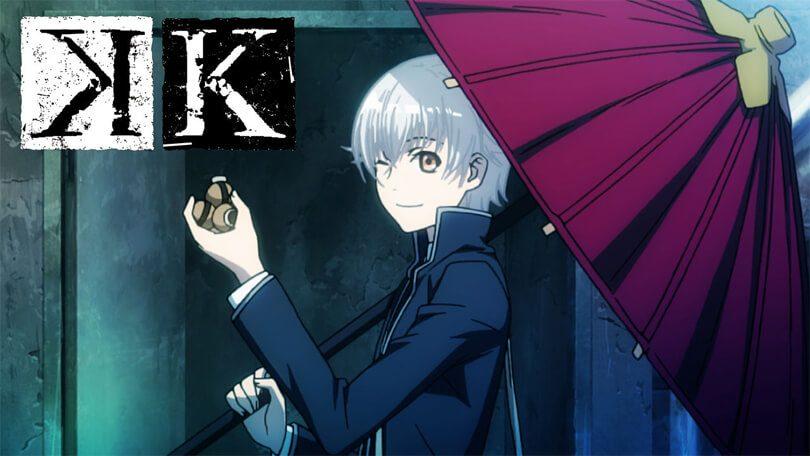 K Anime Netflix