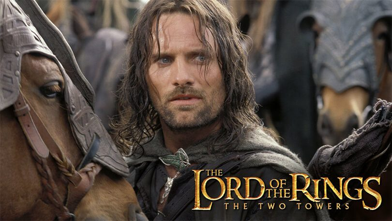Lord of the Rings The Two Towers Netflix