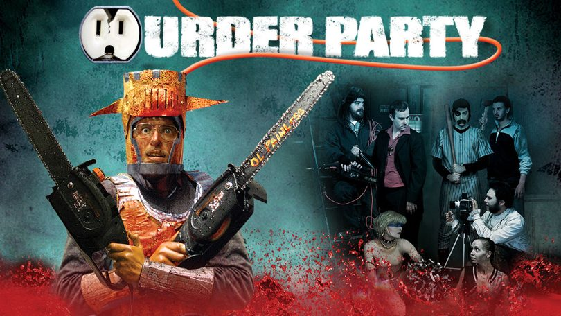 Murder Party Netflix