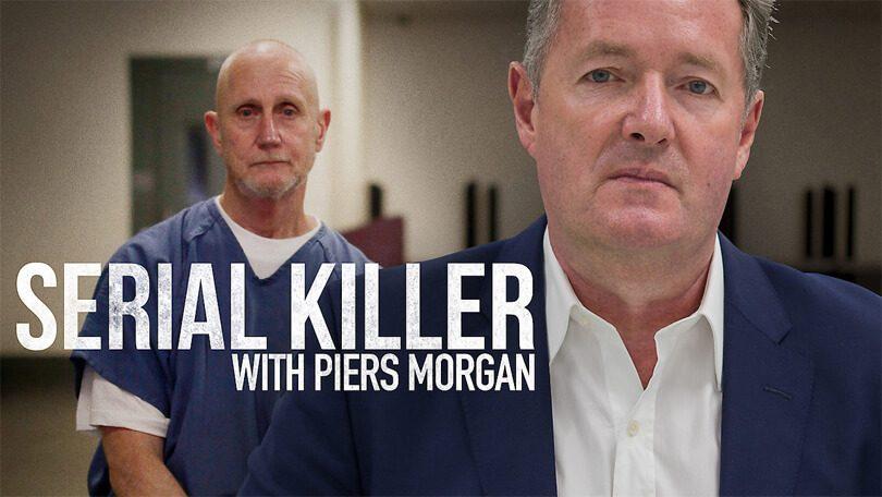 Piers Morgan Serial Killer