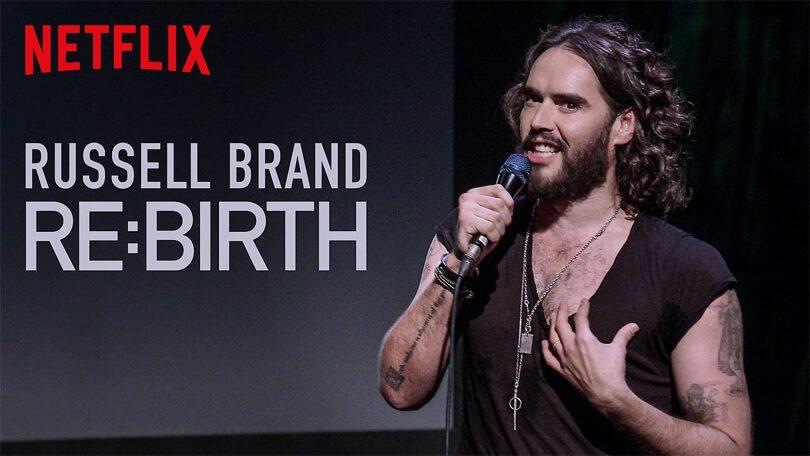Russel Brand Rebirth Netflix