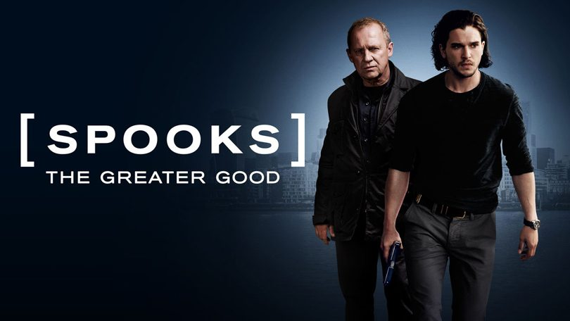 Spooks The Greater Good Netflix