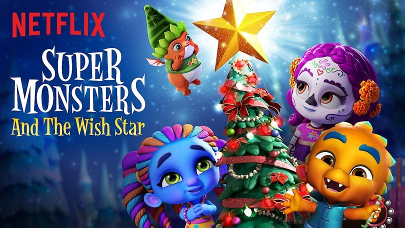 Super Monsters en de Wensster Netflix