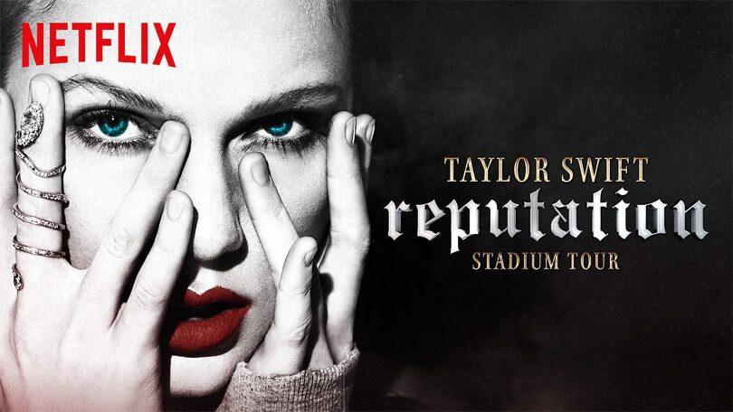 Taylor Swift Op Netflix (1)