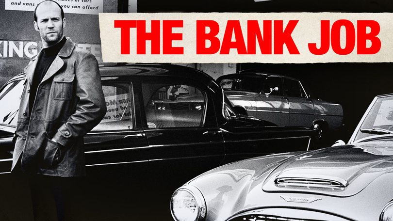 The Bank Job Netflix
