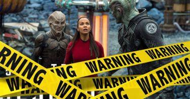 Verwijderalarm Star Trek Beyond