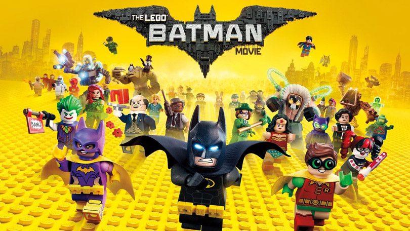 de Lego Batman film Netflix