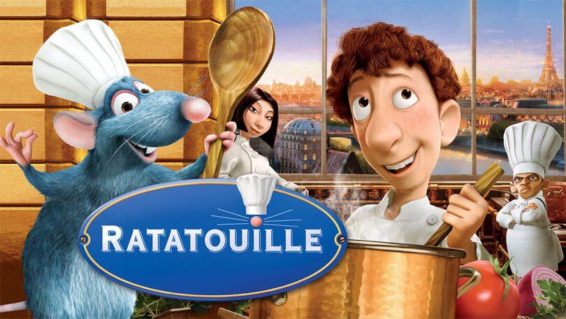 Ratatouille Netflix