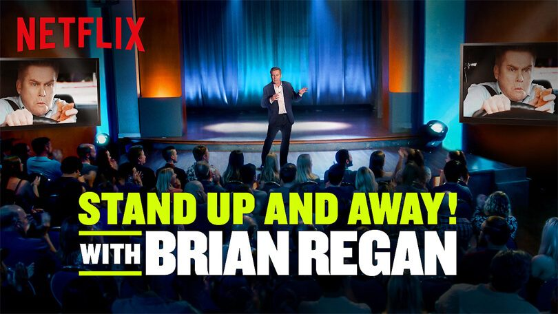 stand up Brian Regan