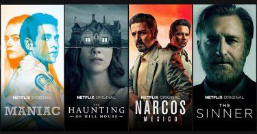 2018 titels Netflix NL