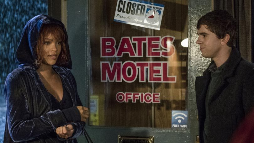 Bates Motel seizoen 5 Rihanna Netflix