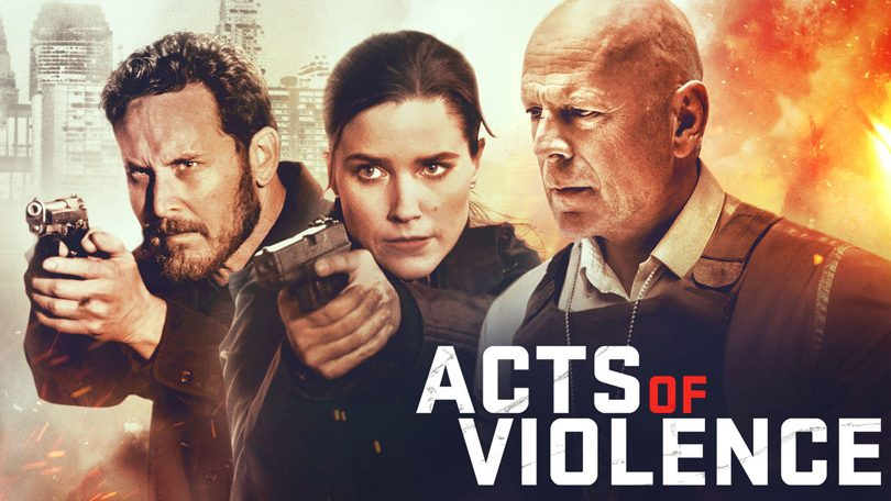 Brothers For Life Acts of Violence Netflix