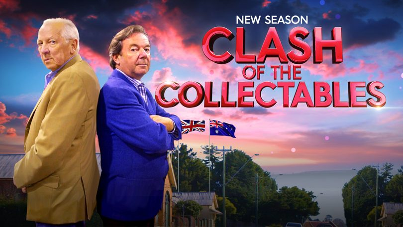 Clash of the Collectables Netflix