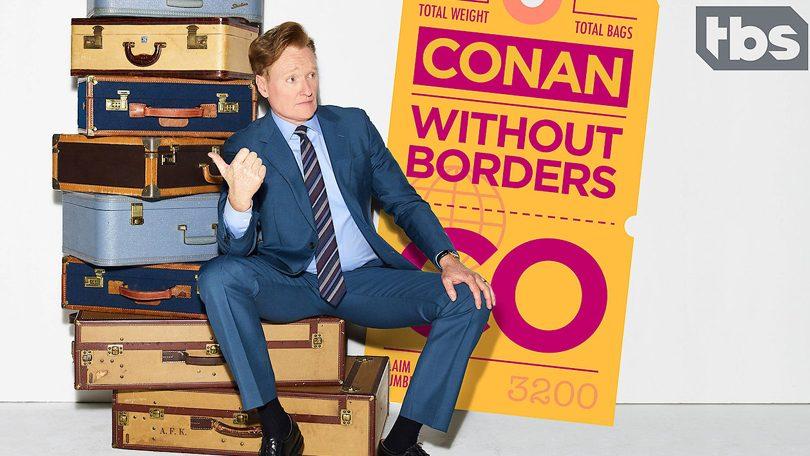 Conan Without Borders Netflix