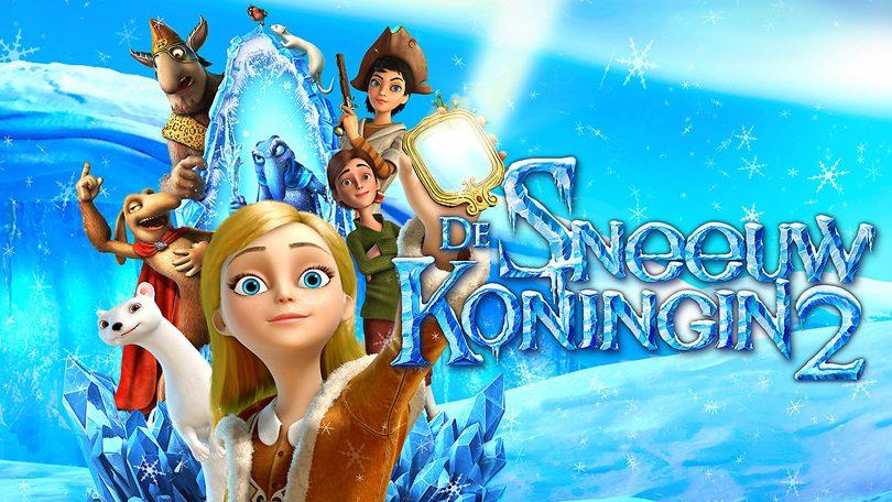 De Sneeuwkoningin 2 Netflix