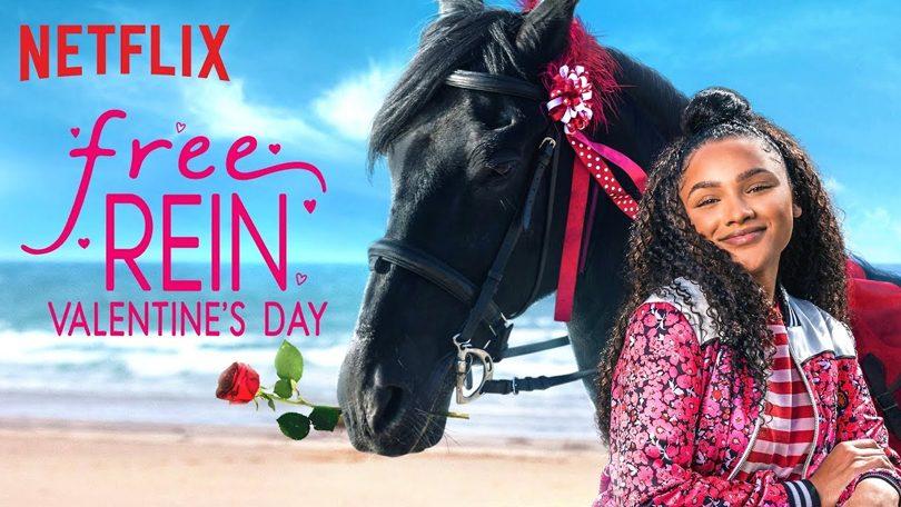Free Rein Valentine's Day Netflix