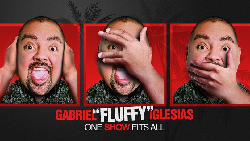 Gabriel Fluffy Iglesias One Show Fits All Netflix
