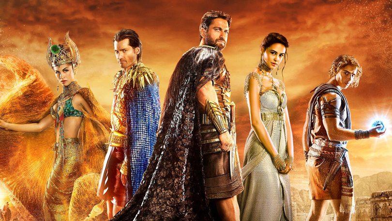 Gods of Egypt Netflix