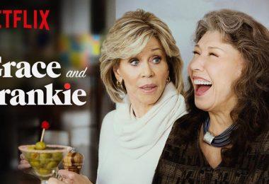 Grace and Frankie seizoen 6 Netflix
