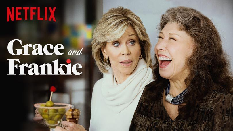 Grace and Frankie seizoen 6 Netflix