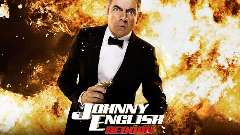 Johnny English Reborn Netflix