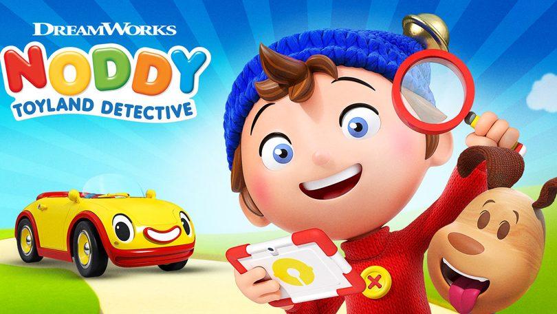 Noddy, de detective Netflix