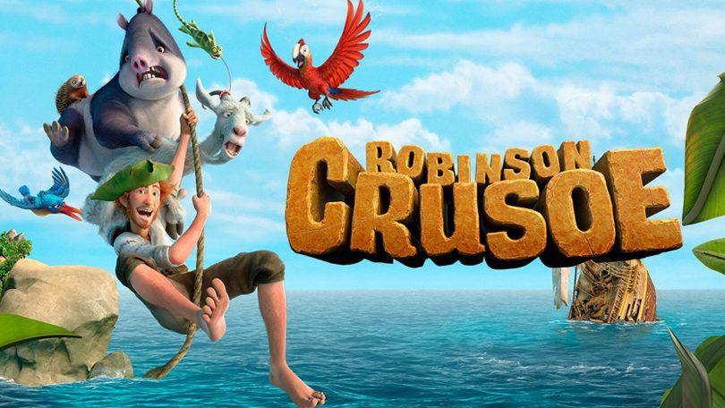Robinson Crusoe Netflix