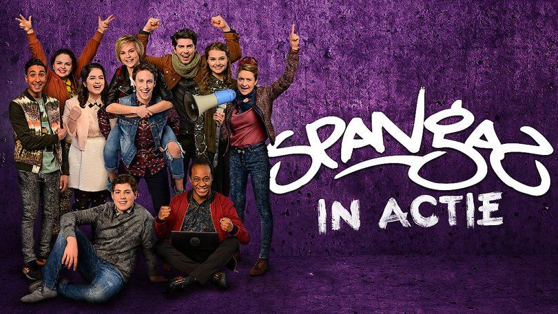Spangas in Actie Netflix