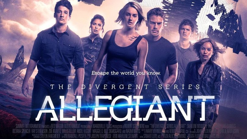 The Divergent Series Allegiant Part 1 Netflix