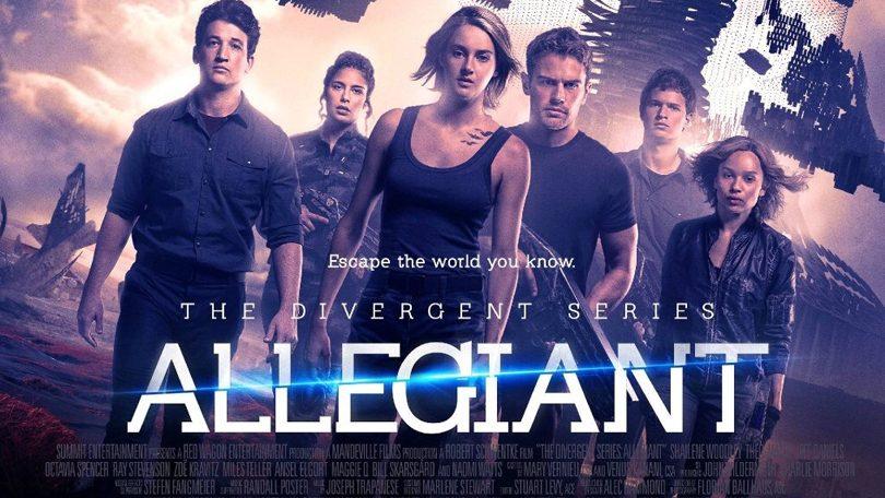 The Divergent Series Allegiant Part 1 Netflix