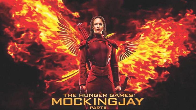 The Hunger Games Mockingjay Part 2 Netflix