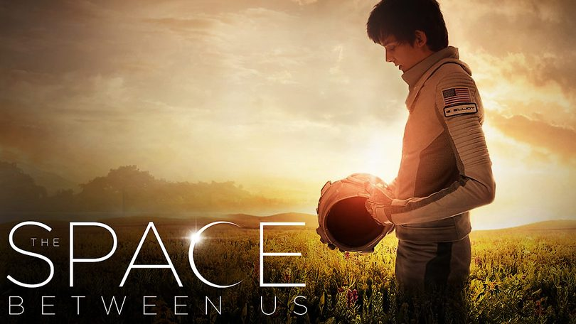 The Space Between Us Netflix