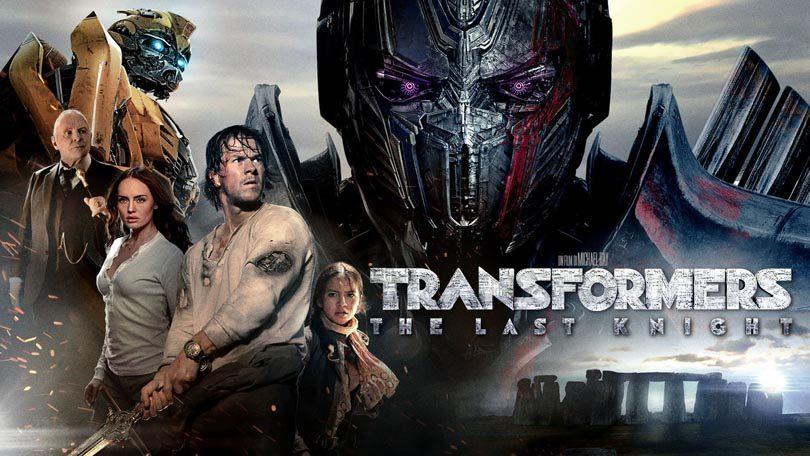 Transformers The Last Knight Netflix