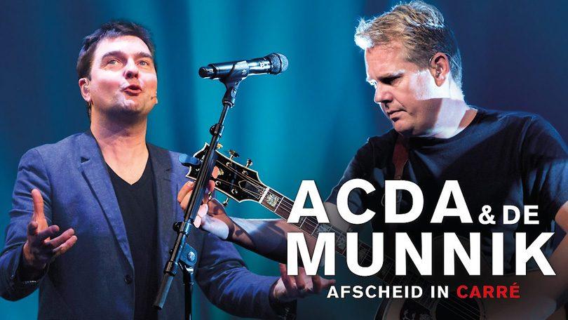 Acda & De Munnik Afscheid in Carré Netflix