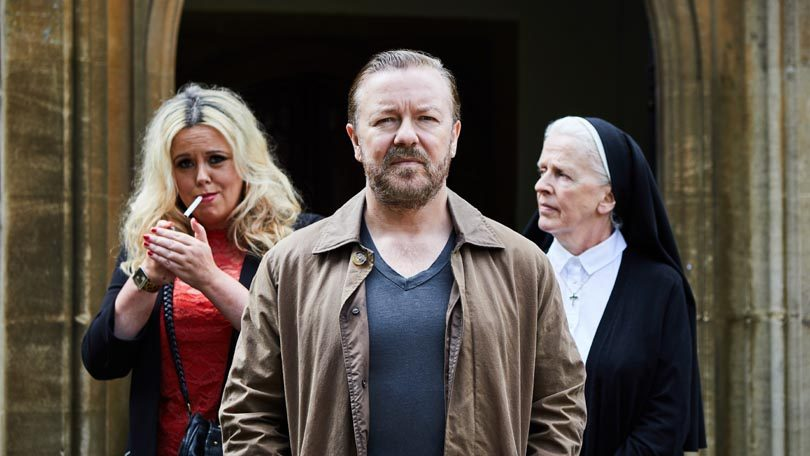After Life Ricky Gervais Netflix