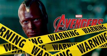 Avengers Verwijderalarm