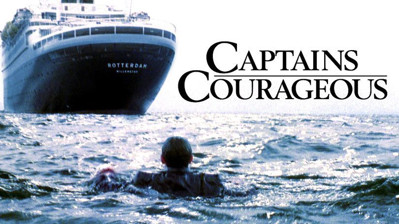 Captains Courageous Netflix