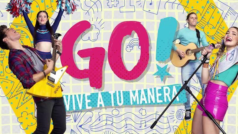 Go! Vive a Tu Manera Netflix