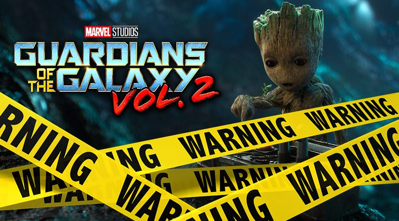 Guardians of the Galaxy Verwijderalarm