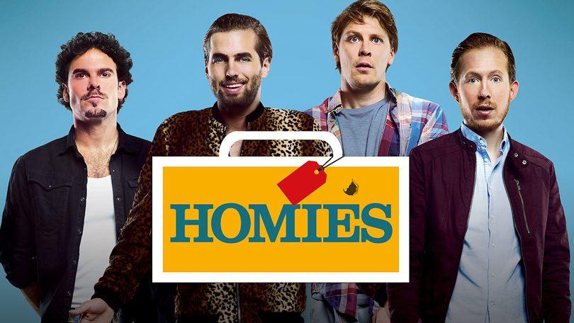 Homies Netflix