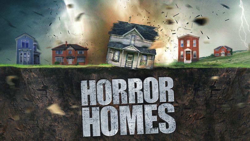 Horror Homes Netflix