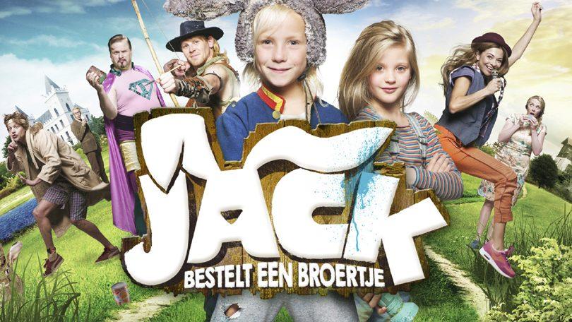 Jack bestelt een broertje Netflix